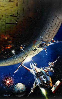BV 1976 galaxy battle