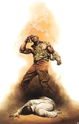 BV 1977 doc savage, the boss of terror