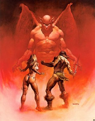 BV 1980 in the underworld
