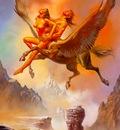 BV 1980 the flying centaur