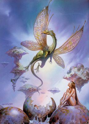 BV 1981 dragons birth