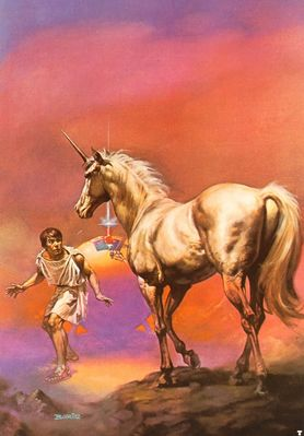 BV 1981 flight of the horse