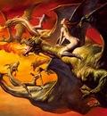BV 1981 flight of the dragons