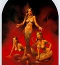 BV 1981 snake women