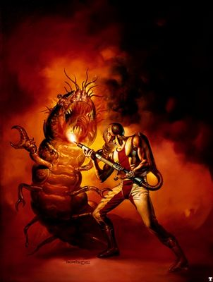 BV 1982 the exterminator