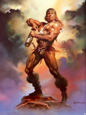 BV 1983 playboy barbarian
