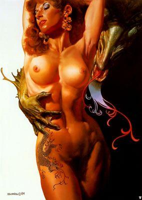 BV 1984 dragon prince