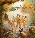 BV 1984 the micronauts