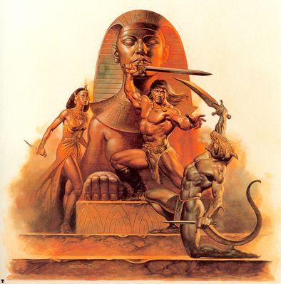 BV 1986 sphinx