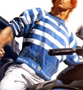 BV 1986 biker