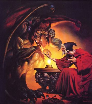 BV 1990 the dragon and the wizard