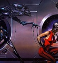 BV 1990 alien visitor