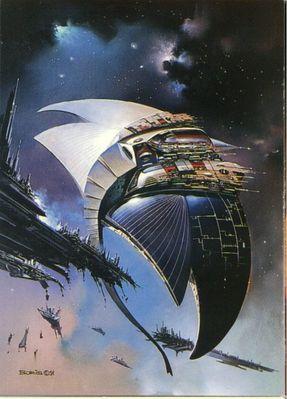 BV 1991 space manta