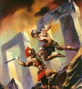 JB 1991 battle at stonehenge