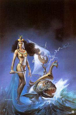 BV 1992 princess of the ocean
