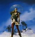 BV 1992 warrior on the steppes