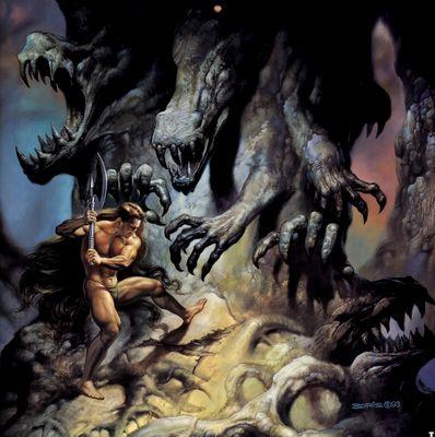 BV 1993 evil tree