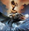 BV 1993 fish queen