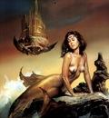 BV 1993 mermaid