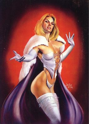 JB 1994 white queen