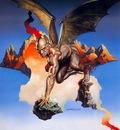 BV 1994 space warp