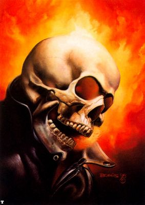 BV 1995 ghost rider