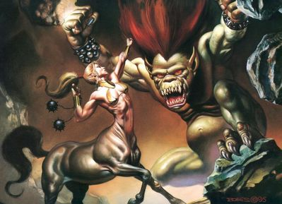 BV 1995 she centaur