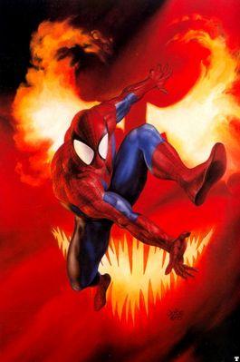 JB 1995 spiderman vs carnage
