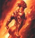 BV 1995 human torch