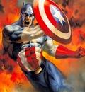 JB 1995 captain america