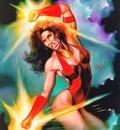 JB 1995 scarlet witch
