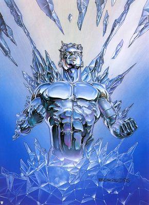 BV 1996 ice man