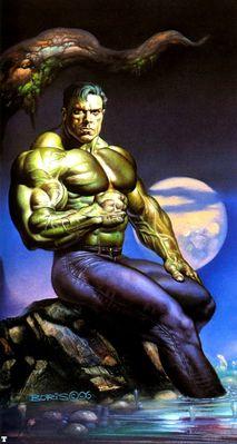 BV 1996 thinking hulk