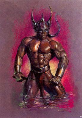 JB 1996 barbarian