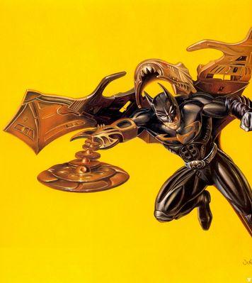 JB 1996 batman toy