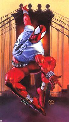 JB 1996 scarlet spider