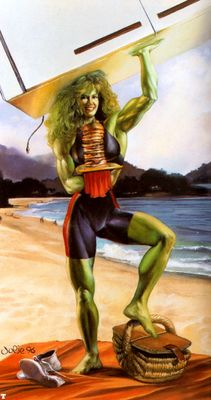 JB 1996 she hulk