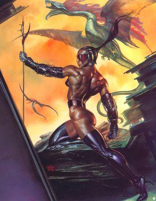 JB 1996 the huntress