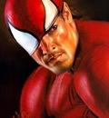 JB 1996 mask of spiderman