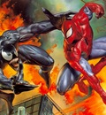 JB 1996 spiderman vs venom