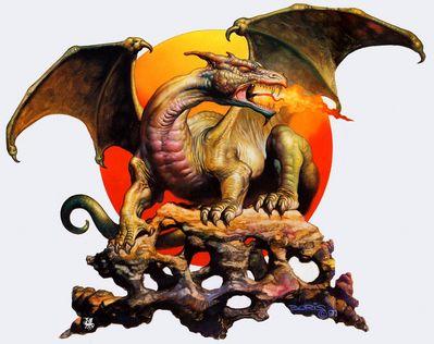BV 1997 dragon