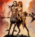 BV 1997 centaur and mate
