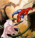 JB 1997 spiderman vs the lizard