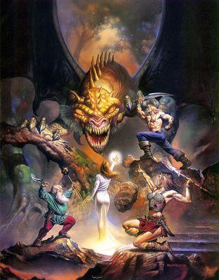 bv 1998 myth and magic