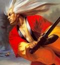 JB 1998 samurai