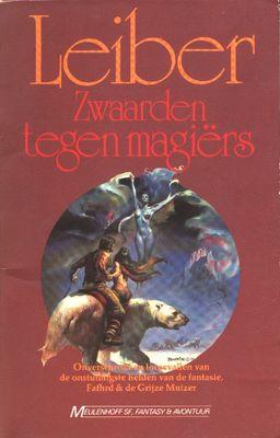bv extra  covers  zwaarden tegen magiers