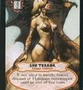 BV extra  cards  she terror