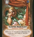 BV extra  cards  tainted merchant