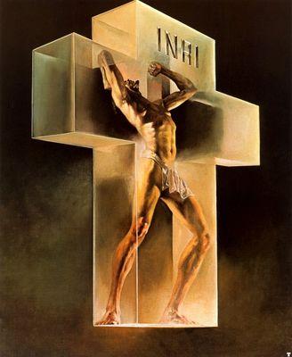 BV 1967 crucifixion