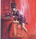 BV 1967 bar girl
